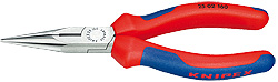 KNIPEX Snipe Nose Side Cutting Pliers (Radio Pliers) 160 mm
