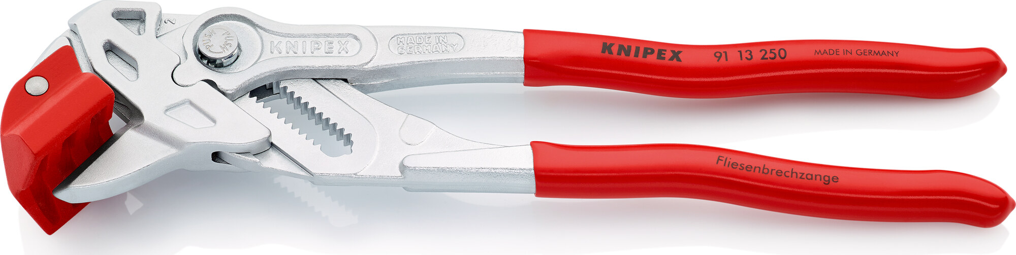 KNIPEX Tile Breaking Pliers 250 mm