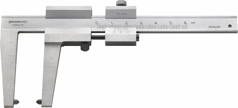 Stahlwille 12900/2N Brake disc gauge