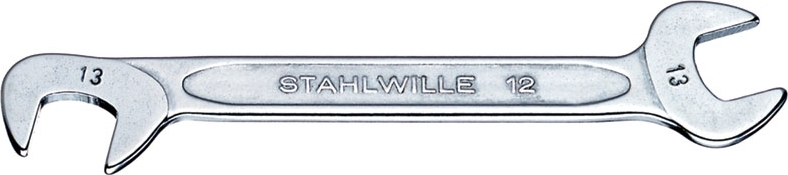 Stahlwille 12a Small double open ended spanners ELECTRIC, 9/32, Length mm 91, No st_12_mas_052.jpg