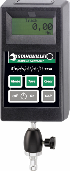 Stahlwille 7750 Display unit