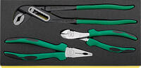 Stahlwille TCS 6501-6602/3 Set of pliers in TCS inlay, No st_tcs_1_3... 144,35 EUR92,38 EUR Incl. BTW, Excl. 16,60 EUR Verzending