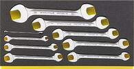 Stahlwille TCS WT 10a/9 Double open ended spanners 9 pcs. in TCS inl... 158,15 EUR101,22 EUR incl. VAT., +  16,60 EUR shipping